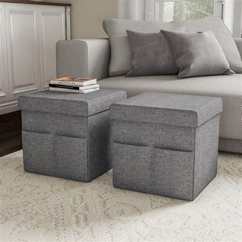 Ingalls Cube Storage Ottoman