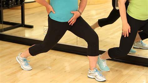 inner groin and hip flexor stretching geriatrics