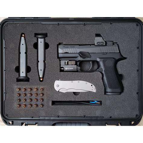 Sig-P320 Inside Sig P320 Case.