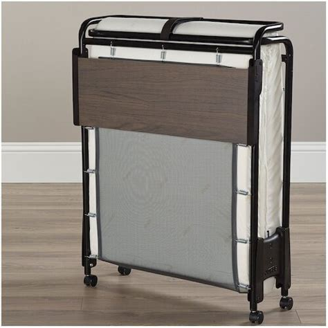 Inspire Folding Bed with Airflow Fiber Mattress