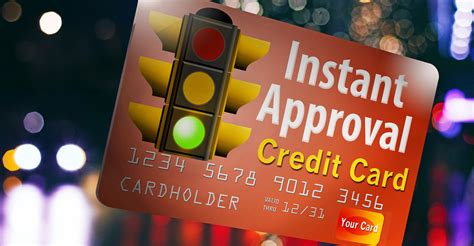 Credit Card No Credit Check Instant Approvals