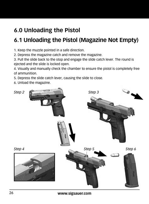 Sig-P320 Instruction Manual Of The Sig P320.