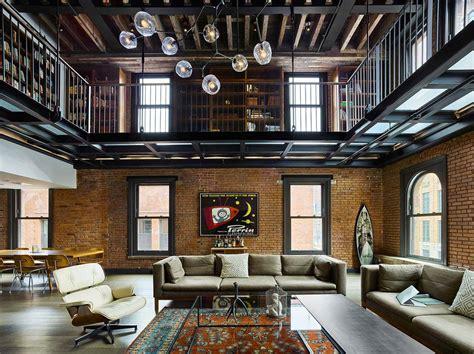 Interieur Loft New York