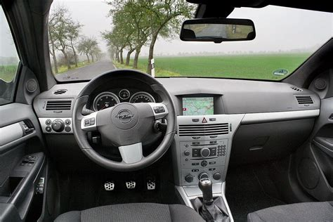 Interieur Opel Astra H