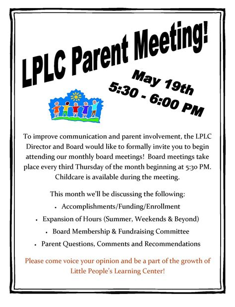 Invitation letter format for parents meeting resign letter invitation letter format for parents meeting invitation parent teacher conference letter hashdoc stopboris Images