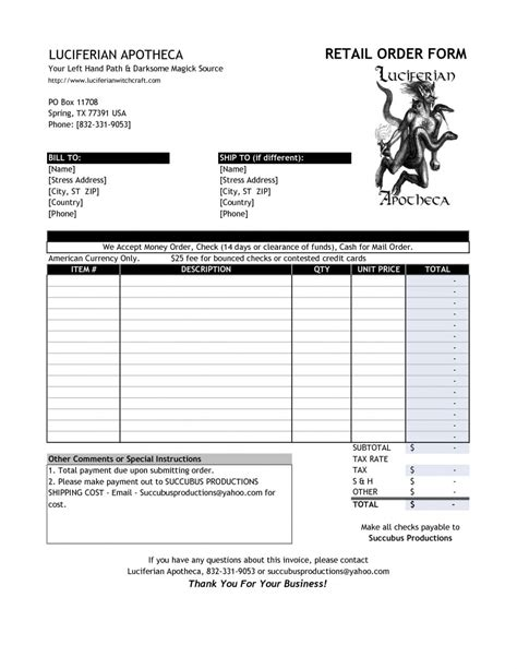 invoice example us | insurance claim with usps, Simple invoice