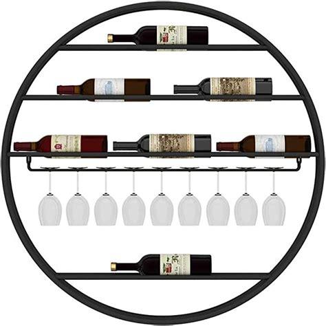 Iron Wine Rack Amazon
