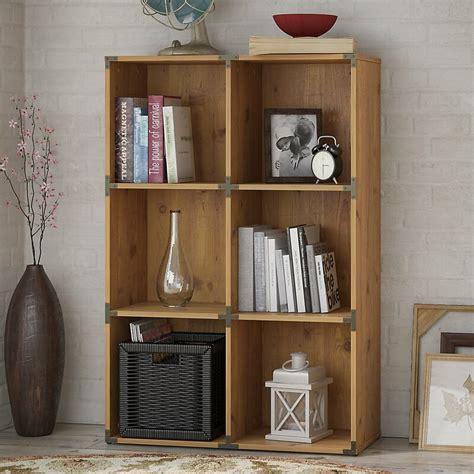 Ironworks Cube Unit Bookcase