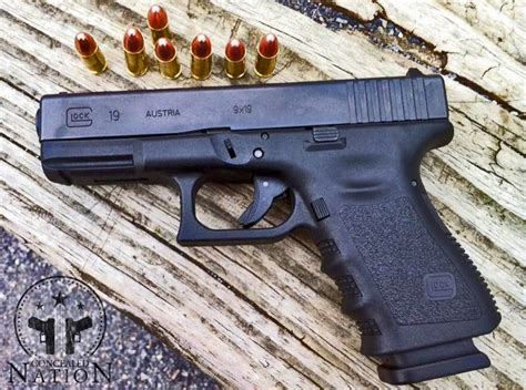 Glock-Question Is A Glock 19 Good For Concealed Carry.