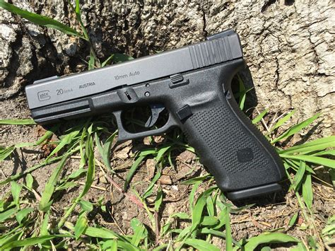 Glock-Question Is A Glock 20 Rate For P.