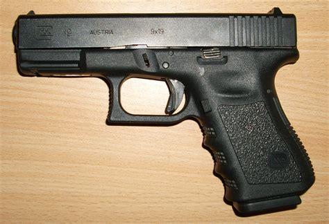 Glock-Question Is A Glock A Pistol.