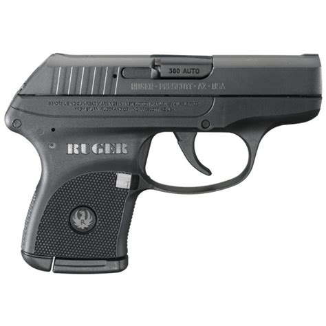 Ruger-Question Is A Ruger Lcp Single Action Or Double Action.