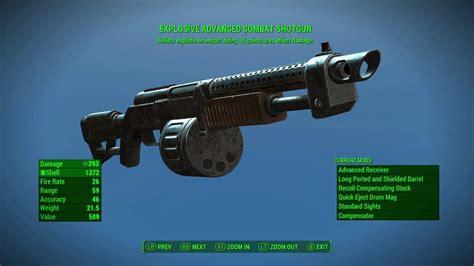 Shotgun-Question Is A Shotgun A Rifle Fallout 4.