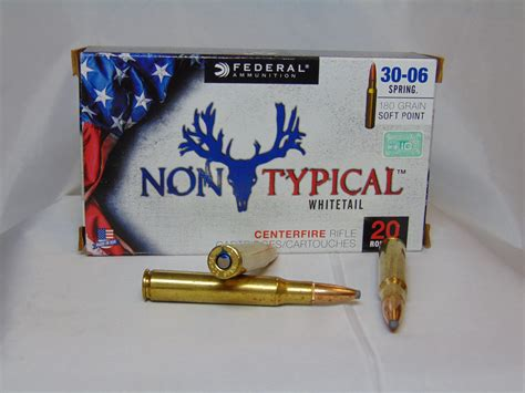 Ammunition Is Federal Non Typical 3006 Ammunition Any Good.