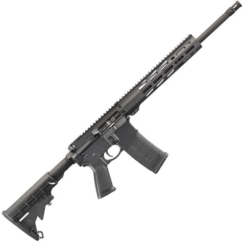 Ruger-Question Is Ruger Ar 556 Fully Automatic.
