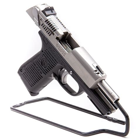 Ruger-Question Is Ruger P95 All Metal.