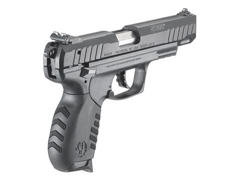 Ruger-Question Is Ruger Sr22 Single And Double Action.