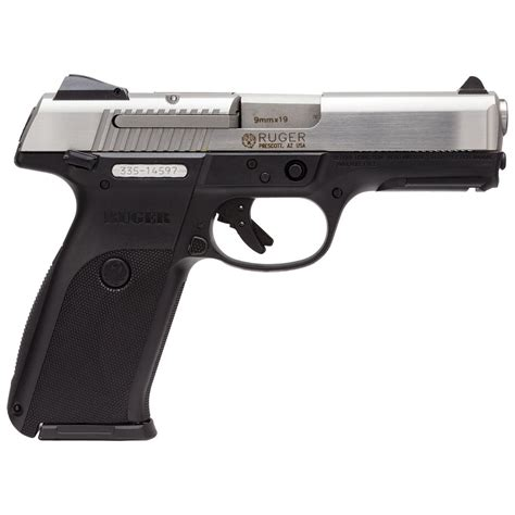 Ruger-Question Is Ruger Sr9 In 9mm A Good Conceal Carry Pistol.