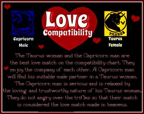 Taurus-Question Is Taurus Man And Capricorn Woman Compatible.