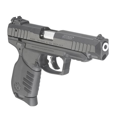 Ruger-Question Is The 4.5 Ruger Sr22 Accurate.