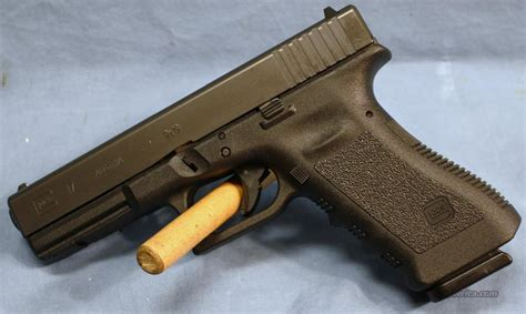 Glock-Question Is The Glock 17 Double Action.