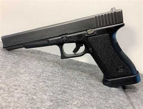 Glock-Question Is The Glock 17l Rare.