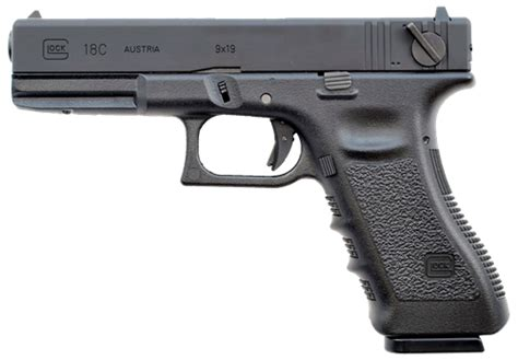 Glock-Question Is The Glock 18 9m.