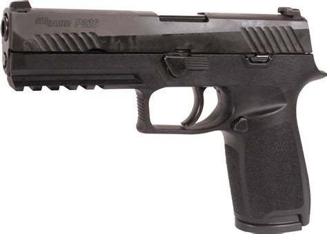 Sig-P320-Question Is The Sig P320 Double Click Normal.