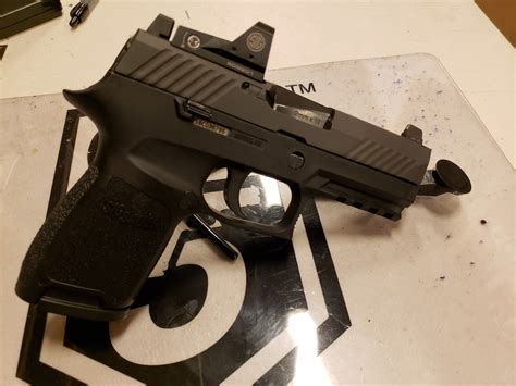 Sig-P320-Question Is The Sig P320 Rx California Legal.