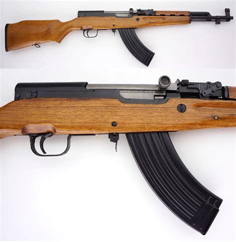 Ak-47-Question Is The Sks And Ak 47 Removable Clip The Same.