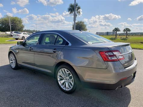 Taurus-Question Is There A 2017 Ford Taurus.