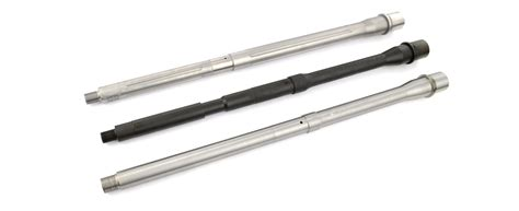 Gunkeyword Is There An Ar-15 Also That Accepts Barrel.
