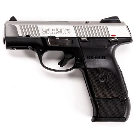 Ruger-Question Is Thr Ruger Sr9c A Good Range And Carry Gun.