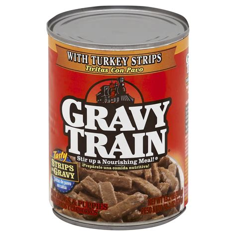 Is Gravy Train Canned Dog Food Good