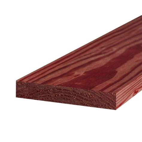 Is Pressure Treated Wood Stronger