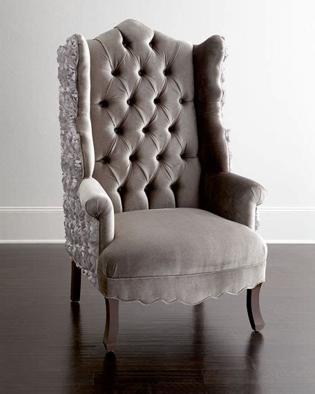 Isabella Wingback Chair