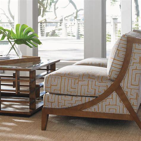 Island Fusion Tasman Slipper Chair