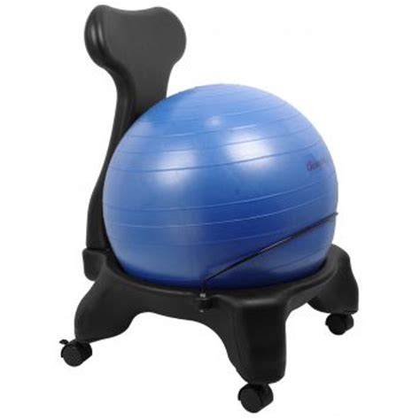 isokinetics exercise ball chair reviews