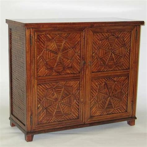 Issur Bamboo Cabinet