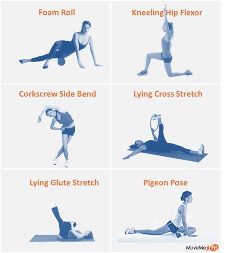 it band hip flexor stretches