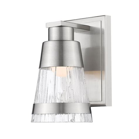 Jacey 1-Light LED Armed Sconce