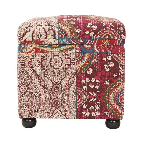 Jacob Storage Ottoman