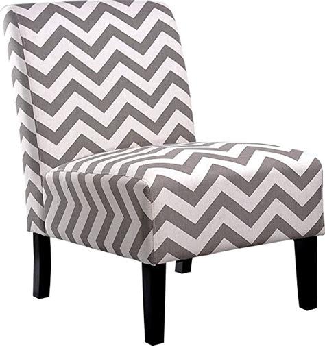 Janae Chevron Slipper Chair