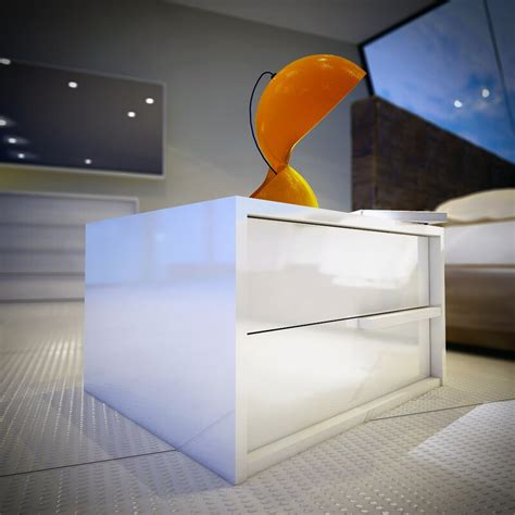 Jane 2 Drawer Nightstand