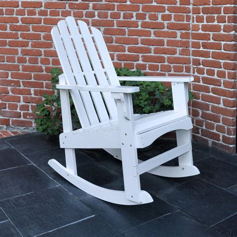 Janes Solid Wood Adirondack Chair
