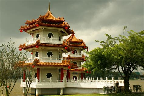 Japanischer Garten Singapur