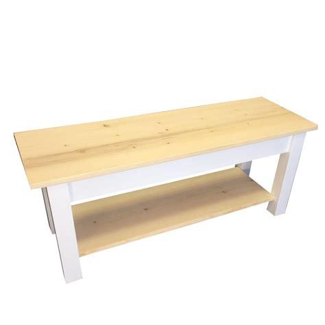 Jarrard Wood Bench