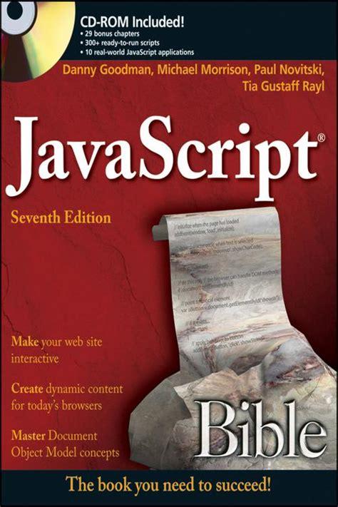 Javascript Validation For Credit Card Details Javascript Bible Danny Goodman Michael Morrison Paul