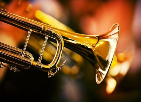 Brass Jazz Brass Section.
