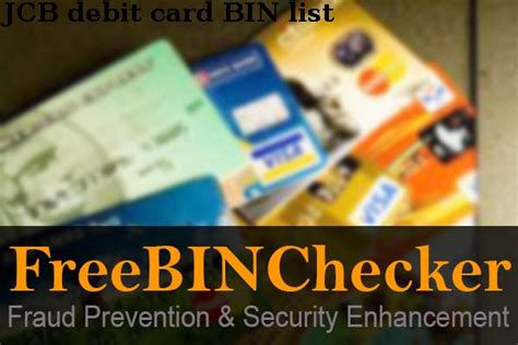 Jcb Credit Card Bahrain Bin Search Database By Sachek Binov